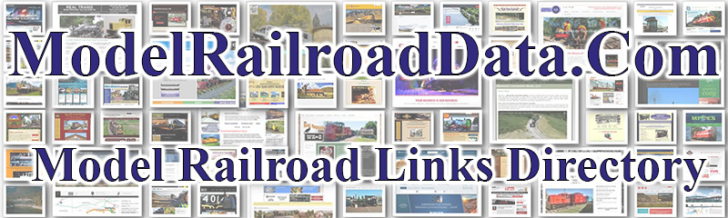 ModelRailroadData.com - Model Railroad Links Directory and Search Engine